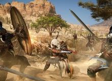 Assassin's Creed: Origins mở cửa miễn phí, game thủ có thể tải và chơi thỏa thích