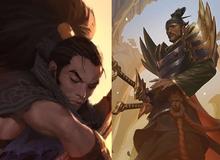 Riot xác nhận sẽ biến thẻ bài từ Legends of Runeterra thành tướng LMHT, anh trai Yasuo lại được gọi tên