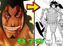 """Giả thuyết One Piece: """"Trộm Long tráo Phượng"""", con trai Kaido và Oden đã được hoán đổi cho nhau?"""