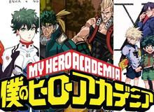 """My Hero Academia: 10 tác phẩm tuyệt vời được vẽ theo phong cách anime khác nhau, cái nào cũng """"thần thái"""" ngút trời"""