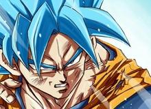 """Dragon Ball: Các nghệ sĩ """"rủ nhau"""" remake lại một phân cảnh Goku ở trạng thái Super Saiyan Blue, nhìn chỉ thấy trất"""