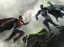 Batman đại chiến Superman, đâu mới là anh hùng mạnh nhất vũ trụ DC ?