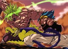 Dragon Ball: Hợp thể giữ Goku với Vegeta và những nhân vật có thể đánh bại Siêu saiyan cuồng nộ Broly