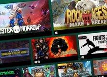Steam cho phép game thủ chơi miễn phí bản demo của 900 tựa game khác nhau