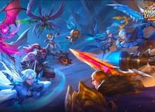 Mobile Legends: Adventures - Cực phẩm nhập vai chiến lược đầy hấp dẫn với hệ thống anh hùng đồ sộ