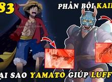 Phân tích One Piece 983: Chỉ với một đòn hạ gục được Tobi Roppo, con trai Kaido mạnh tới cỡ nào