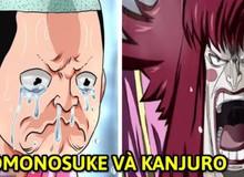 One Piece: Kanjuro thực chất đã phản bội Orochi, Momonosuke đang bị bắt giữ chỉ là hình vẽ do năng lực trái ác quỷ tạo ra?