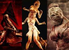 Loạt quái vật đầy kinh dị khiến mọi game thủ gặp ác mộng trong Silent Hill