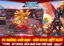 Game nhập vai Fantasy KingDom M - Thánh Địa Huyền Bí đến tay game thủ Việt