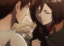 Attack on Titan: Eren và Mikasa phải chăng vẫn luôn có tình cảm với nhau?
