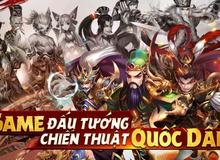 Siêu Vip ANghiaF5NT gây shock khi thách đấu toàn bộ game thủ Toàn Dân Tam Quốc
