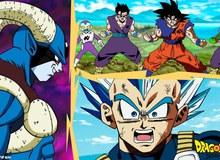 """Dragon Ball Super: Nhờ """"ăn thịt """" người, Moro từ dê cụ hóa soái ca đẹp trai"""