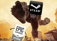"""Miễn phí cả GTA V lẫn ARK, Epic Games Store vẫn là """"muỗi"""" khi so với Steam"""