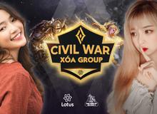 """Hot girl An Vy, Mèo 2K4 cùng Layla sắp quyết """"ăn thua đủ"""" trong giải đấu Liên Quân Mobile - Xóa Group Civil War!"""