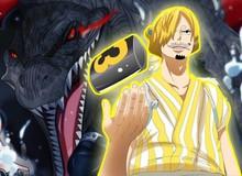 One Piece: Với kỹ năng chiến đấu trên không và khả năng tàng hình, Sanji sẽ là người cứu con trai Oden thoát khỏi cảnh xử tử?