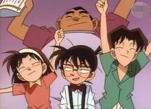 """Nhóm thám tử nhí lớp 1B: Chả được tích sự gì, chỉ giỏi """"bóp"""" Conan?"""