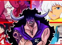 """One Piece: Yamato sẽ cưới Smoothie, điều gì xảy ra khi """"thánh phản"""" và """"thánh tạ"""" trong băng tứ hoàng gặp nhau?"""