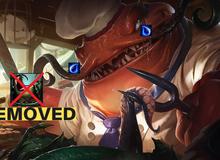 Riot Games sẽ xóa khả năng dịch chuyển tức thời của Tahm Kench, chiêu cuối mới thay bằng Đánh Chén