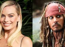 """Nữ quái Harley Quinn chính thức """"chốt đơn"""" thay Johnny Depp đóng Cướp Biển Vùng Caribbean"""