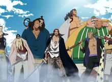 One Piece: Những thông tin hiếm hoi về 4 thành viên đã được nhắc đến của băng Tóc Đỏ- đội quân bí ẩn của Tứ Hoàng Shanks