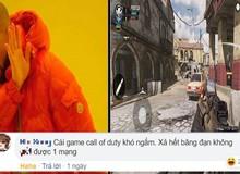 """Call of Duty Mobile bị game thủ chê bai """"khó ngắm, sấy hết băng đạn không được một mạng nào"""""""