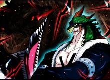 """One Piece: Trái ác quỷ Khủng Long """"bạo chúa"""" Allosaurus mang đến cho X Drake sức mạnh kinh hoàng như thế nào?"""