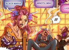 """One Piece: Xếp hạng sức mạnh các thành viên nhóm Tobi Roppo, ai xứng đáng được """"lên hạng"""" Tam Tai"""