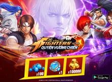 """KOF AllStar VNG – Quyền Vương Chiến tung ngay 1000 giftcode đặc biệt cho anh em """"thoải mái"""" chơi game"""