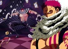 """One Piece: Thiếu Katakuri trong đội hình, các fan hả hê gọi nhóm hải tặc tứ hoàng Big Mom chỉ là băng """"tấu hài"""""""