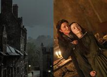 Bí ẩn về thành phố Edinburgh, nơi tạo nên cảm hứng cho cảnh phim chết chóc nổi tiếng trong Game of Thrones