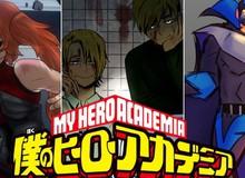 """My Hero Academia: Loạt ảnh """"cực ngầu"""" khi học sinh lớp 1-B không còn là siêu anh hùng mà trở thành tội phạm nguy hiểm"""