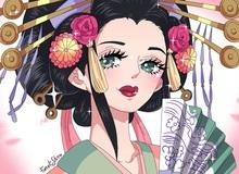 One Piece: Top 5 mỹ nữ góp mặt trong trận chiến tại Wano, arc được cho là đáng xem nhất từ trước đến nay