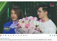 Độ hot chỉ tăng không giảm, cặp đôi Noway - Cara Phương cùng Người Ấy Là Ai lọt top 1 Trending Youtube