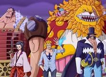 Dự đoán One Piece 982: Ngoài Marco, Vista Hoa kiếm và Jozu Kim cương cũng đã có mặt tại Wano