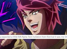 Cú lừa đỉnh cao của Riot - Gửi mail mời test LMHT: Tốc Chiến nhưng lại quảng cáo emote của Sett