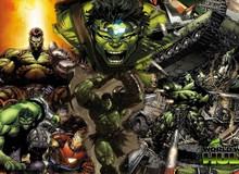Marvel ngầm tiết lộ việc World War Hulk trở thành một kẻ xấu