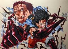 Vẽ lại nhân vật chính trong anime/manga thôi mà, có cần phải đẹp đến thế này không?