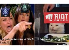 Riot Games đính chính sau 'cú lừa' reset mọi rank về Sắt của update giữa mùa Đấu Trường Chân Lý