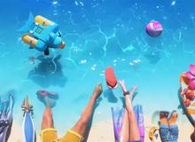 Riot Games nhá hàng loạt trang phục Tiệc Bể Bơi mới - Mùa hè cuối cùng đã tới với thế giới LMHT
