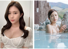 """Tung bộ ảnh ở suối nước nóng khiến fan """"trố mắt"""", nữ Youtuber xinh đẹp kể lể chuyện khó khăn khi hành nghề ở Nhật Bản"""