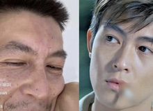 Trần Quán Hy gây sốc với nhan sắc hiện tại, còn đâu nam thần điển trai nức nở châu Á một thời?