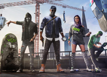 Hướng dẫn chi tiết nhận game Watch Dogs 2 miễn phí, duy nhất trong đêm 13/7