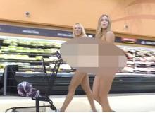 Thực hiện thử thách 24h không mặc quần áo, hai nữ Youtuber xinh đẹp nhận cả rổ gạch đá từ phía cộng đồng mạng