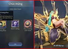 Liên Quân Mobile: Game thủ trúng skin bậc S+ từng có giá 300 nghìn đồng chỉ với 650 vàng