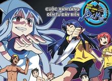 Săn đón Manga Cuộc Xâm Lăng Của Bé Mực: Chuyến phiêu lưu của