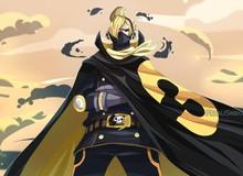 """One Piece: Với bộ đồ """"siêu nhân"""" Raid Suit liệu Sanji có cửa đấu với Luffy?"""
