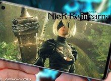 Nhanh chân chơi trước phiên bản Mobile của NieR: Automata trên cả hai nền tảng Android và iOS