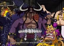 """Hình ảnh mới nhất One Piece 985: Bị Kaido chém """"cụt đầu"""", trái ác quỷ liệu có giúp Orochi thoát chết?"""