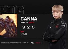 Canna trở thành ông hoàng solo-kill của LCK trong ngày T1 áp đảo 'Đại chiến viễn thông'