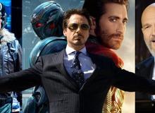 Không chỉ đặt nền móng cho biệt đội Avengers, Iron-Man còn tạo ra một loạt ác nhân đáng sợ trong vũ trụ siêu anh hùng